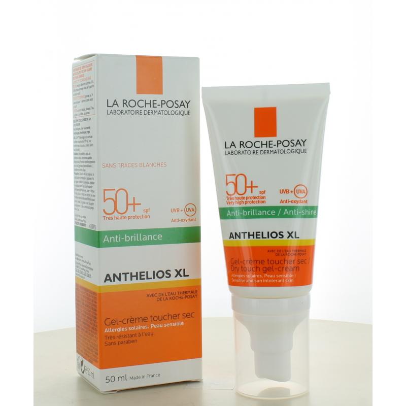 La Roche-Posay Anthelios XL Gel-crème Toucher Sec SPF50+ 50ml