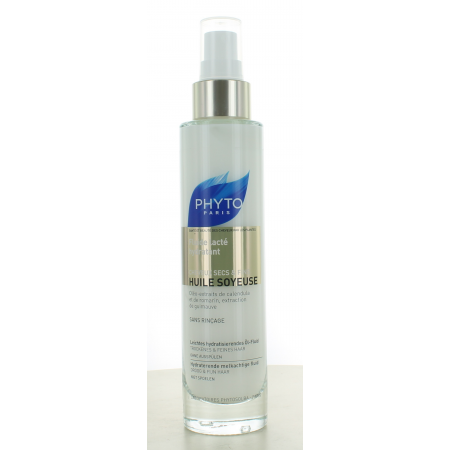 Huile Soyeuse Cheveux Secs & Fins Phyto 100 ml