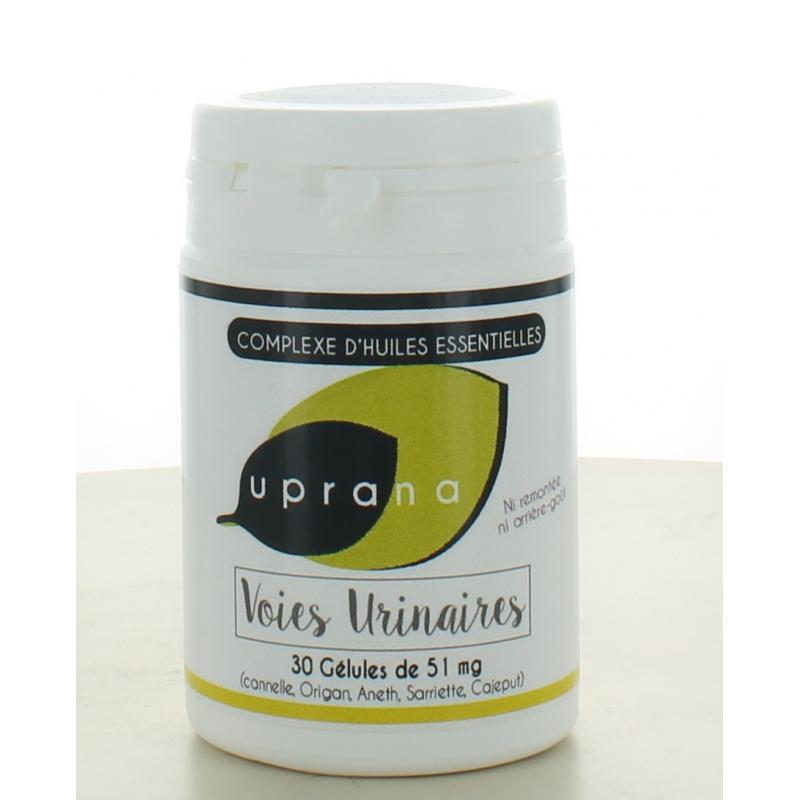 Voies Urinaires Uprana 30 gélules