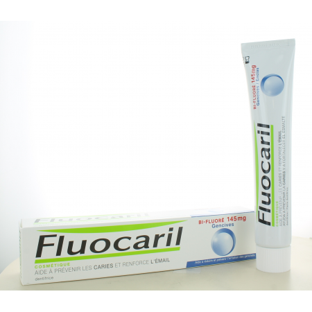 Dentifrice Fluocaril Bi-fluoré 145mg Gencives 75ml