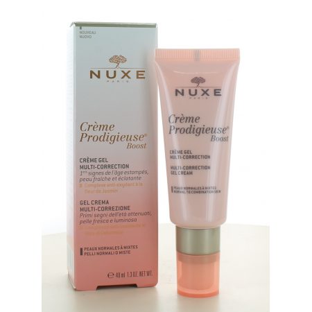 Nuxe Prodigieuse Boost Crème Gel Multi-correction 40ml