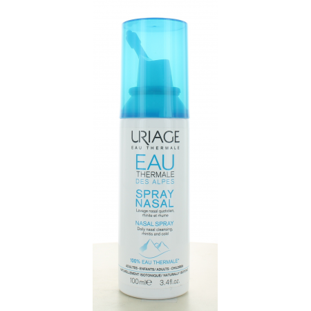 Spray Nasal Eau Thermale des Alpes Uriage 100ml