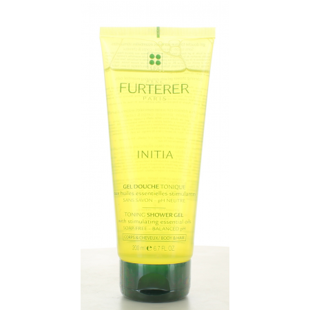Gel Douche Tonique Initia Furterer 200ml