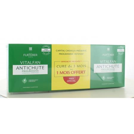 Vitalfan Antichute Progressive Furterer 3X30 capsules