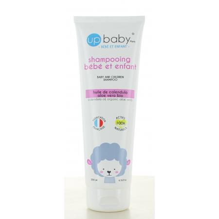 Shampooing Bébé et Enfant Up Baby 200ml