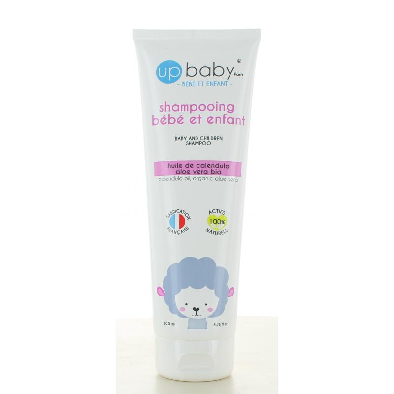 UpBaby Shampooing Bébé et Enfant 200ml