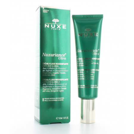 Nuxe Nuxuriance Ultra Crème-Fluide Redensifiante Anti-âge Global 50ml