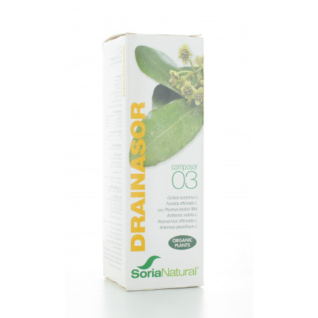 Drainasor Soria Natural 50 ml
