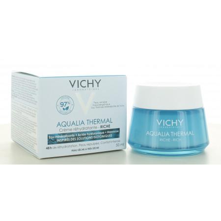 Vichy Aqualia Thermal Crème Réhydratante Riche 50ml