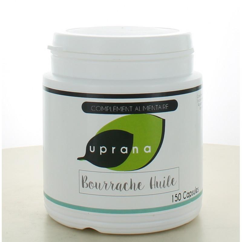 Bourrache Huile Uprana 150 capsules