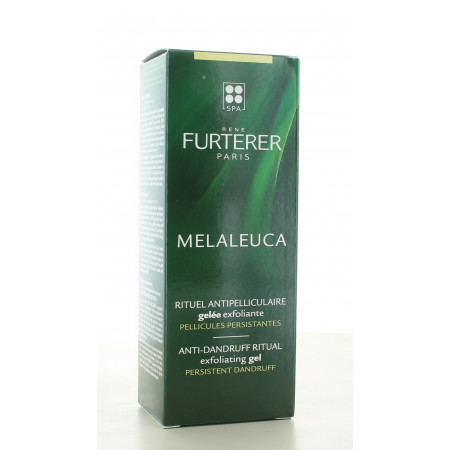 Gelée Exfoliante Rituel Antipelliculaire Melaleuca Furterer 75ml