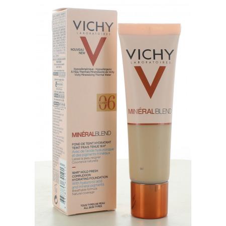 Vichy MinéralBlend Fond de Teint Hydratant 06 Ocher 30ml