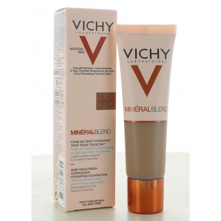 Vichy MinéralBlend Fond de Teint Hydratant 18 Copper 30ml