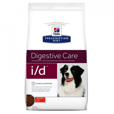 Croquettes Hill's Prescription Diet Canine Digestive Care i/d 12kg