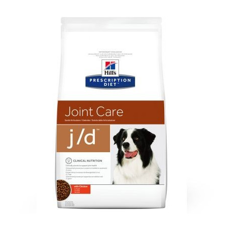 Croquettes Hill's Prescription Diet Canine Joint Care j/d 12kg
