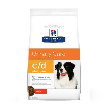 Croquettes Hill's Prescription Diet Canine Urinary Care c/d Multicare 5kg