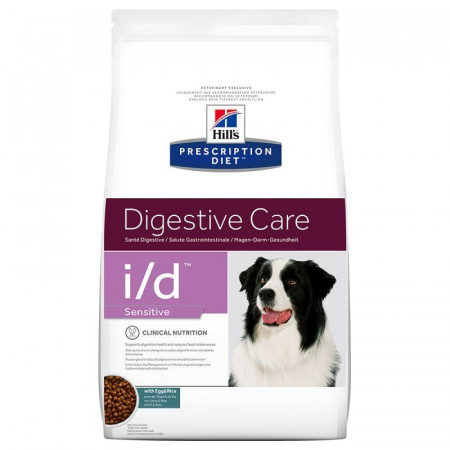 Croquettes Hill's Prescription Diet Canine Digestive Care i/d Sensitive 1.5kg
