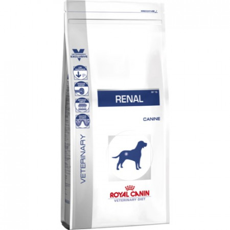 Croquettes Royal Canin Veterinary Diet Renal RF14 2kg
