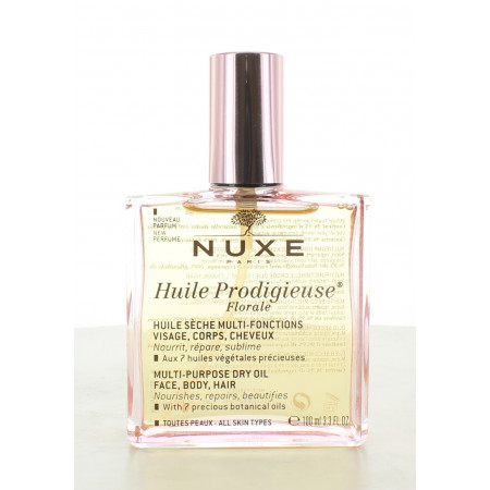 Huile Prodigieuse Florale Nuxe 100ml