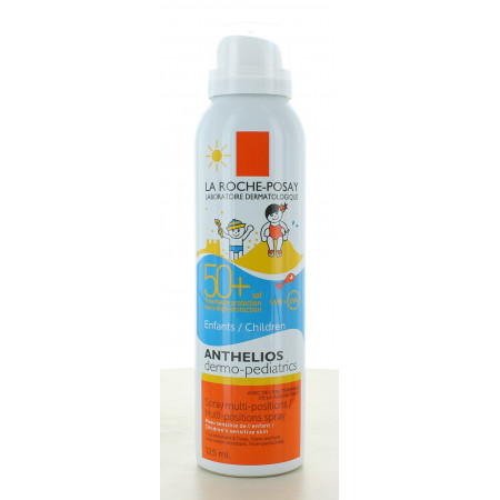Spray Multi-positions Anthelios Dermo-pediatrics 50+ La Roche-Posay 125 ml