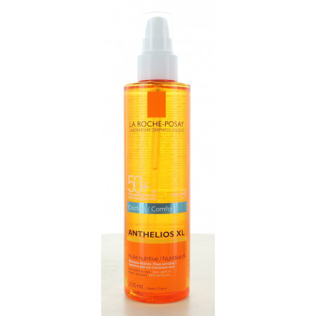 Huile Nutritive Anthelios XL Confort 50+ La Roche-Posay 200ml