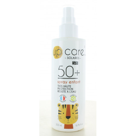 Spray Enfant Très Haute Protection SPF50+ Up Care 200ml
