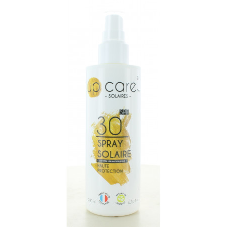 Up Care Spray Solaire Haute Protection SPF30 200ml