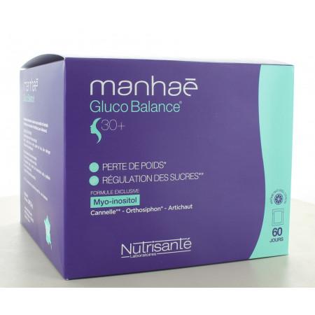 Manhaé GlucoBalance 60 sachets