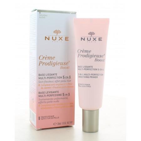 Base Lissante Multi-perfection Crème Prodigieuse Boost Nuxe 30ml