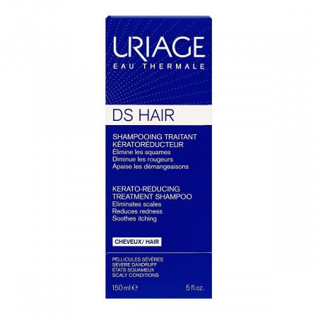Shampooing Traitant Kératoréducteur DS Hair Uriage 150ml