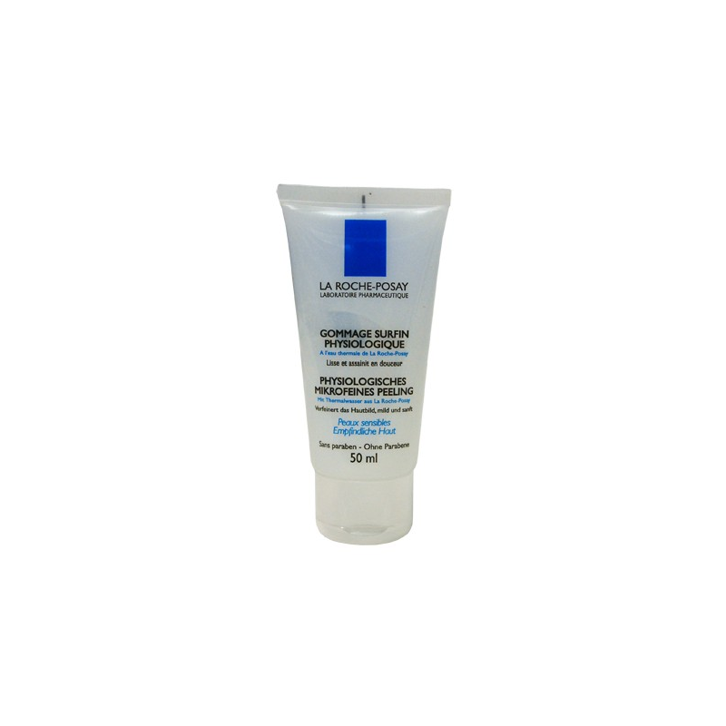 GOMMAGE PHYSIOLOGIQUE TUBE 50ML