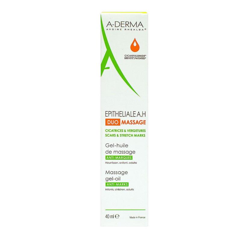 Gel-huile de Massage Epitheliale A.H A-Derma 40ml