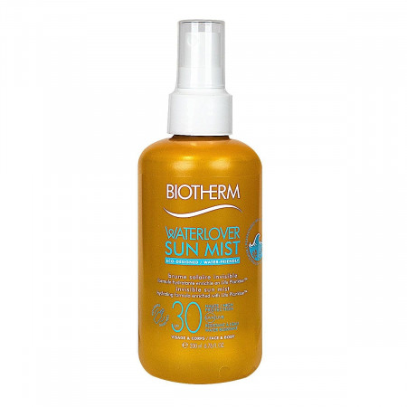Brume Solaire Invisible SPF30 Waterlover Sun Mist Biotherm 200ml