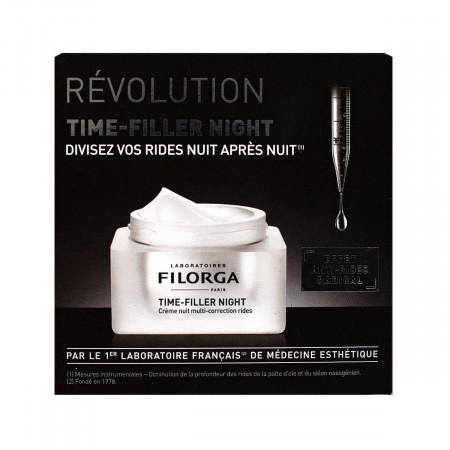 Filorga Time-Filler Night Crème Multi-correction Rides 50ml
