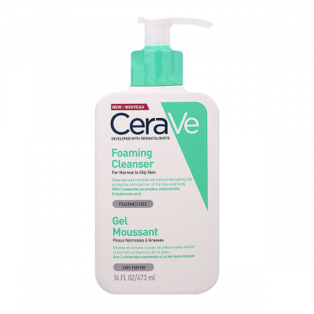 CeraVe Gel Moussant 473ml