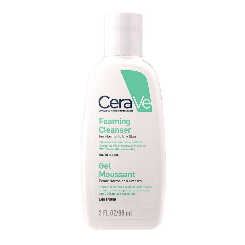 CeraVe Gel Moussant 88ml