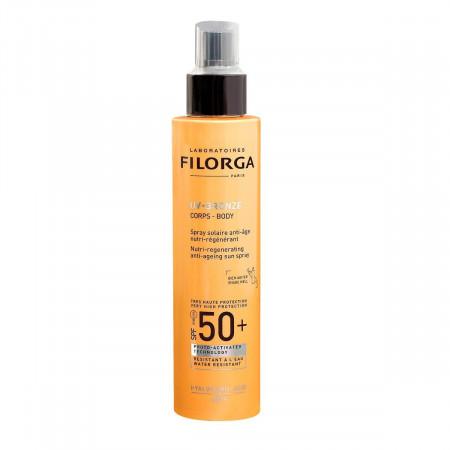 Filorga UV Bronze Spray Solaire Anti-âge SPF50+ 150ml