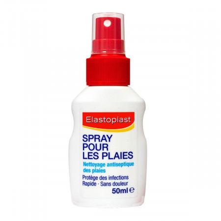 Spray Pour Les Plaies Elastoplast 50ml