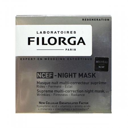 Masque Nuit Multi-correcteur Suprême NCEF-Night Mask Filorga 50ml