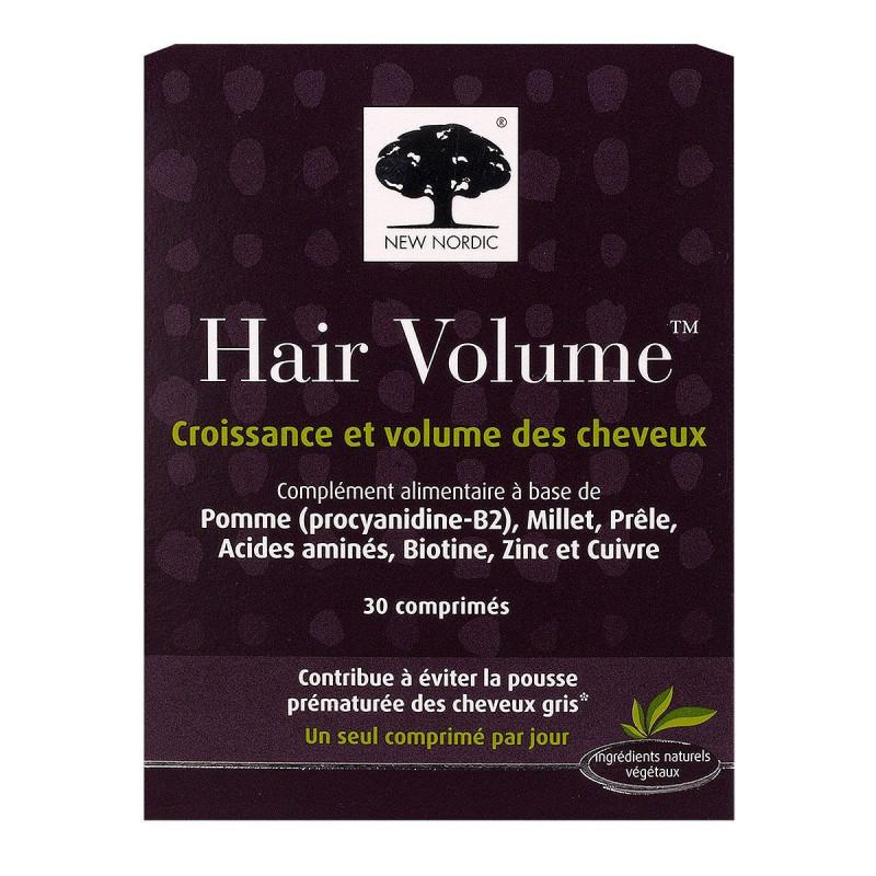 Hair Volume New Nordic 30 comprimés
