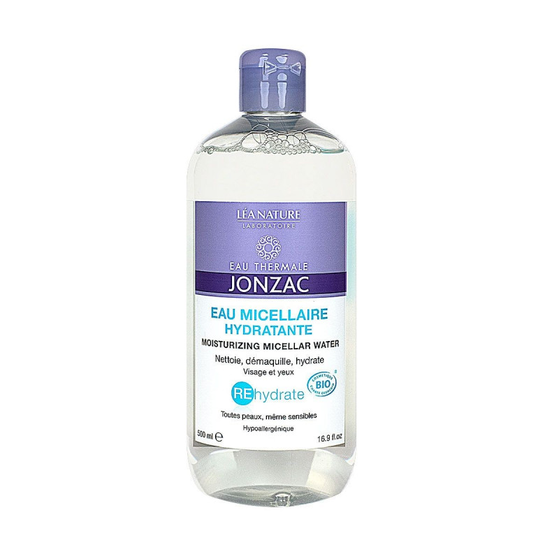 Jonzac Eau Micellaire Hydratante Rehydrate 500ml