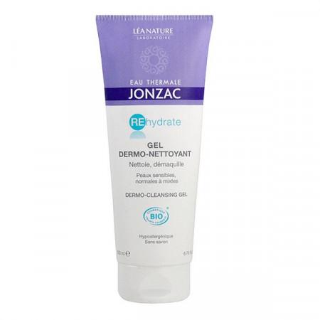 Jonzac Gel Dermo-nettoyant Rehydrate 200ml