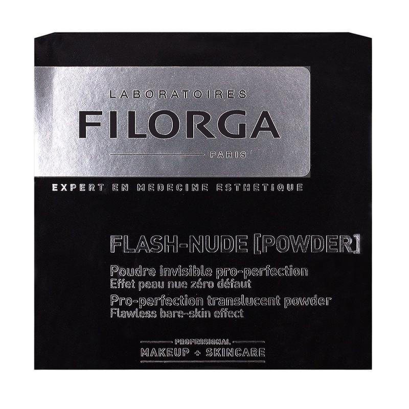Poudre Invisible Flash-Nude Powder Filorga 6,2g