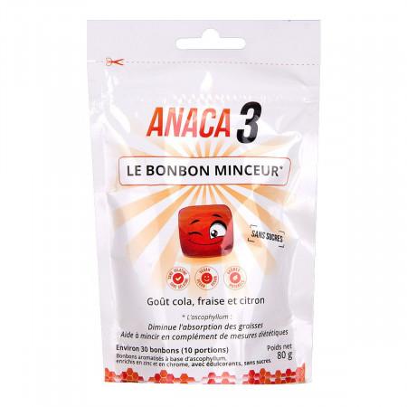 Bonbons Minceur Anaca3 X30