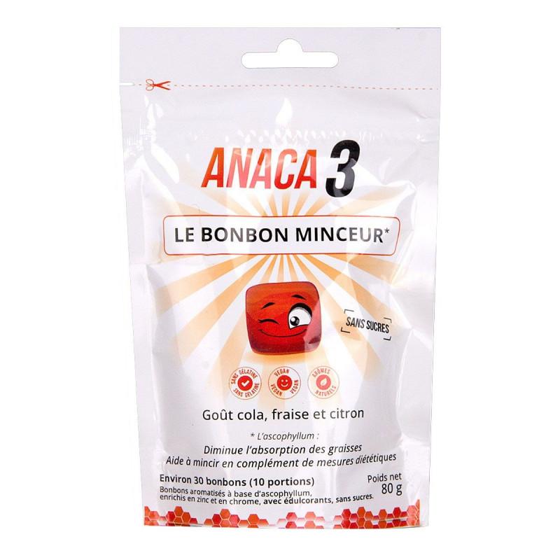 Anaca3 Bonbons Minceur X30