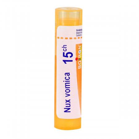 Nux Vomica Tube Granules 15CH