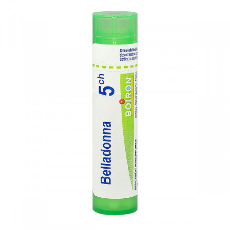 Belladonna Tube Granules 5CH