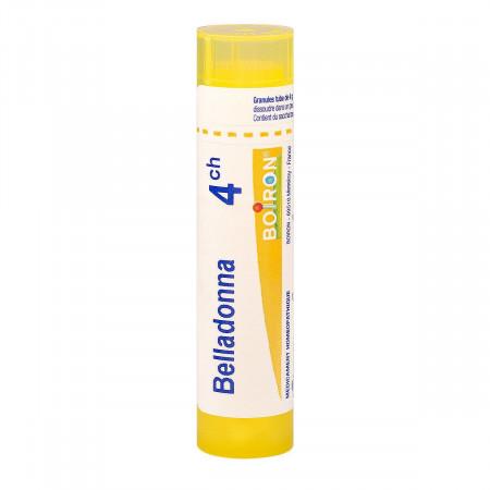 Belladonna Tube Granules 4CH Boiron