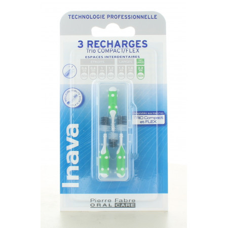 Inava Trio Compact/Flex Recharges 2,2mm X3