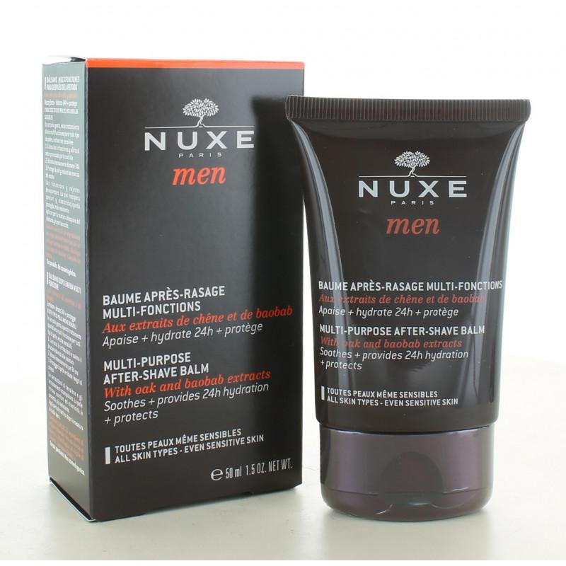Baume Après-rasage Multi-fonctions Nuxe Men 50ml